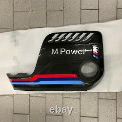 New Genuine BMW S55 Carbon M Performance Engine Cover M2 M3 M4 11122413815