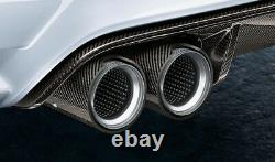 Orig. BMW M Performance Endrohrblende Carbon M2 F87 M3 F80 M4 F82 F83