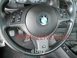 Original BMW Nachrüstsatz Multifunktionslenkrad E46 Tempomat MFL