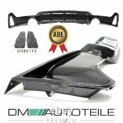 PERFORMANCE CARBON Heckdiffusor Diffusor passt für BMW F32 F33 F36 435 M-Paket