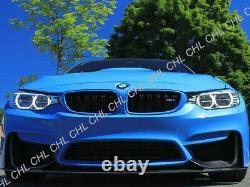 Performance Style Carbon Fiber Front Bumper Lip For 2015-2018 BMW F80 M3 F82 M4