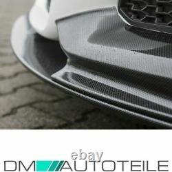 Sport-Performance Frontspoiler Lippe CARBON GLANZ passt für BMW F10 F11 M-Paket